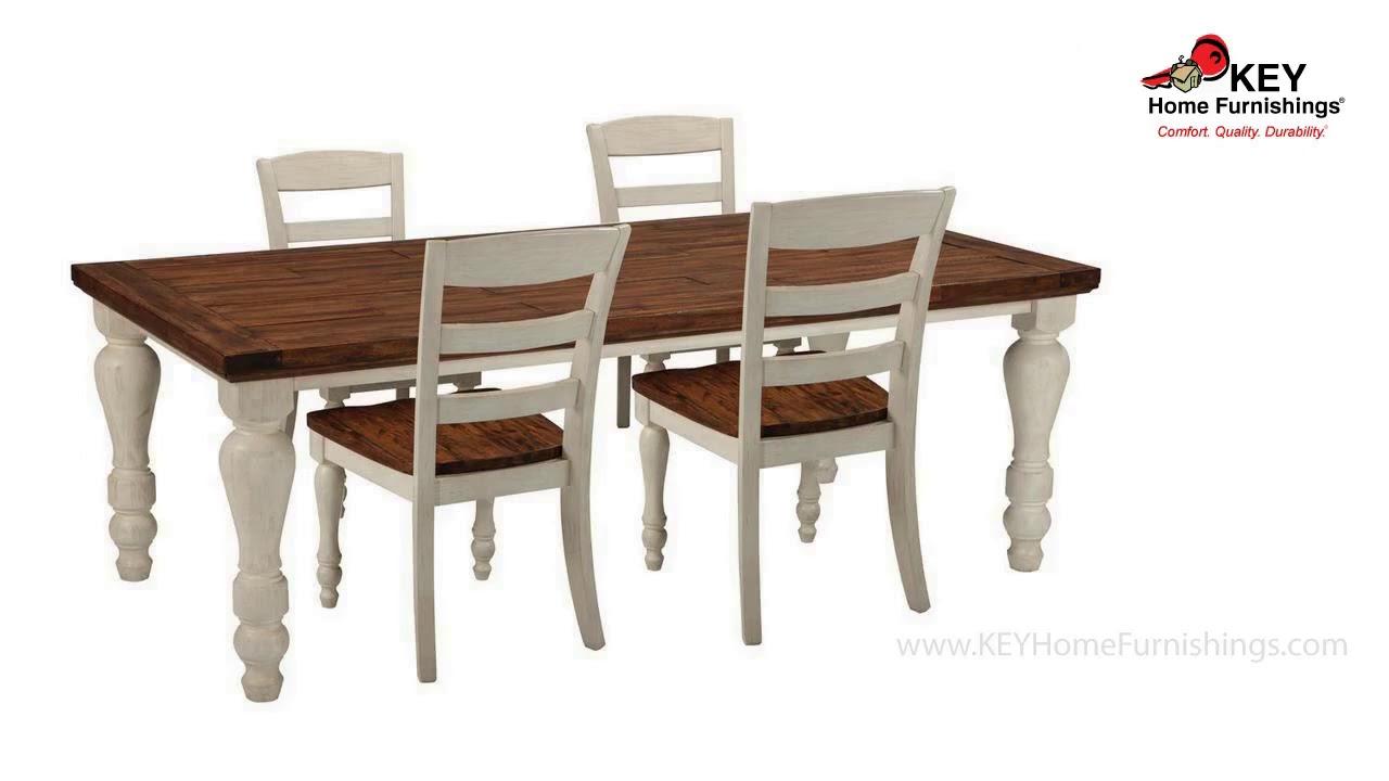 Ashley Marsilona 5 Piece Dining Set D712254 | KEY Home