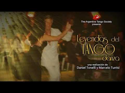 """Leyendas del Tango Danza"""