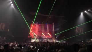 X Japan - Say anything, Born to be free, Kurenai - live in UK - London, SSE Wembley, 04.03.2017