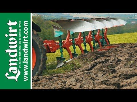 Kverneland i-Plough und e-drill | landwirt.com