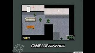 The Sum of All Fears  Game Boy Gameplay_2003_02_21