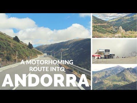Motorhoming from Andorra