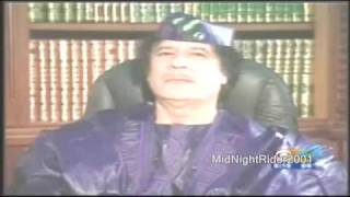 Obama Gives Chrysler To Libya & Muammar Gaddafi
