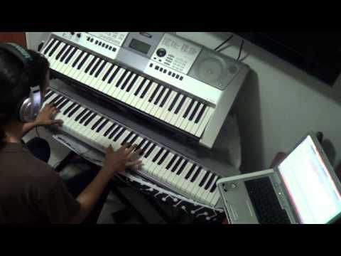 The Phantom Agony (Epica) Keyboard Cover