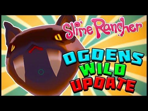 SABER SLIMES!! Slime Rancher Lets Play #42 - OGDEN'S WILD UPDATE