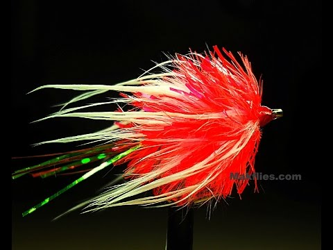 Fly Tying an Effective Mak Special Pulsating Blob by Mak