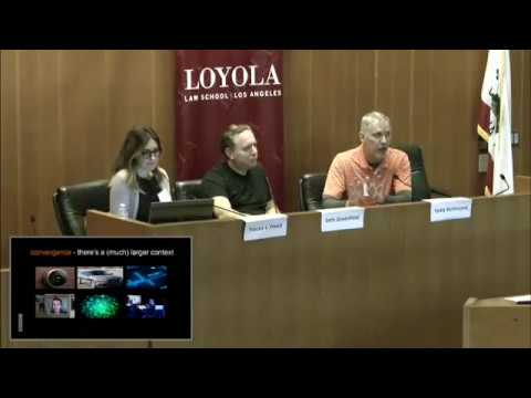 LAIPLA & Loyola Law School Present: Techtainment 2.0 panel