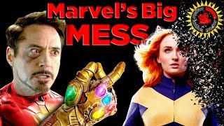 Download Film Theory: The Avenger That RUINED Dark Phoenix! Mp3 and Videos