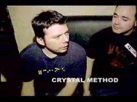 The Crystal Method Interview