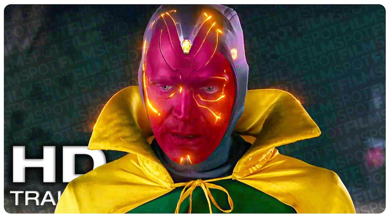 "WANDAVISION ""You Are The Avengers"" Trailer (NEW 2021) Disney+ Superhero Series HD"