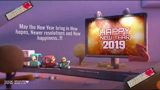YouTube Rewind 2018 Review 🛠️PPS⚙️ editZ 💞 Happy New Year 2019