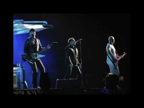 U2 - 2011-05-11 Happy Birthday Bono ~ The time machine in Mexico