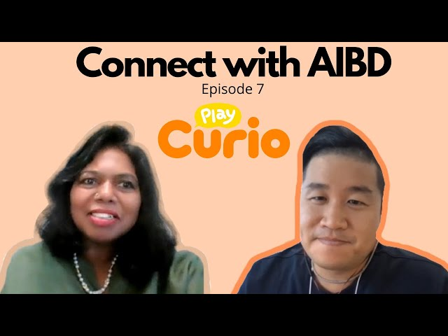 Connect with AIBD Episode 7- Learning in AR with PlayCurio Lee Sang Jun