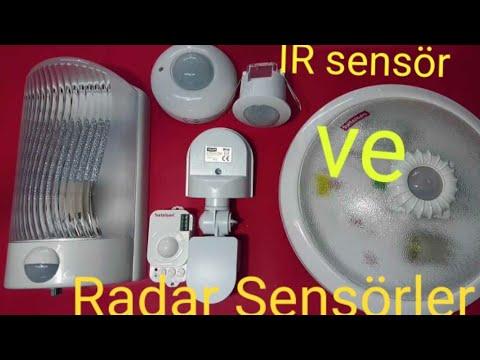 Arduino Hareket Sensörü Kullanımı (PIR Sensörü)