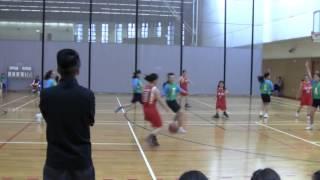 2016 2  29 小學女子 漢華 vs 港島啟基  5