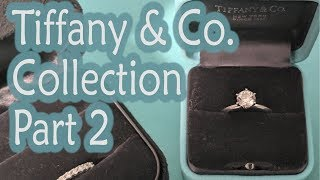 Tiffany & Co. Collection Part 2: Gold, Platinum and Diamonds