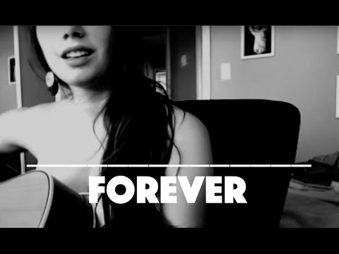 Forever - Ben Harper (cover by Jessica Allossery)