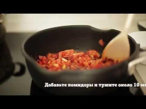 Сливочный соус с курицей для