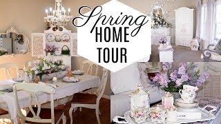 🌸 SPRING EASTER HOME TOUR 2019🌸