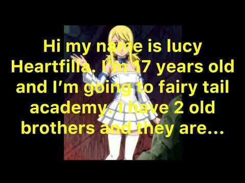 Fairy Tail academy NaLu episode 1