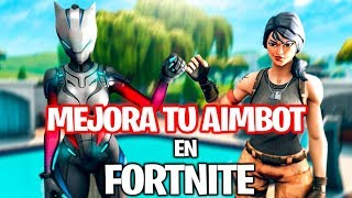 DO THIS TO IMPROVE YOUR AIMBOT IN FORTNITE CARLOS SB