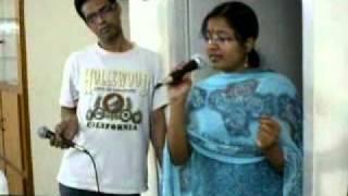 AJI ROOTH KAR AB KAHAN JAIYEGA by M HARIPRIYA & S K ELIAS
