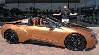 Вот почему BMW i8 Roadster стоит $175 000