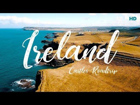 BEST OF IRELAND (HD) - Epic Castles Roadtrip!