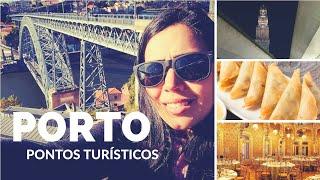 Pontos turísticos clássicos do Porto (Parte 1)