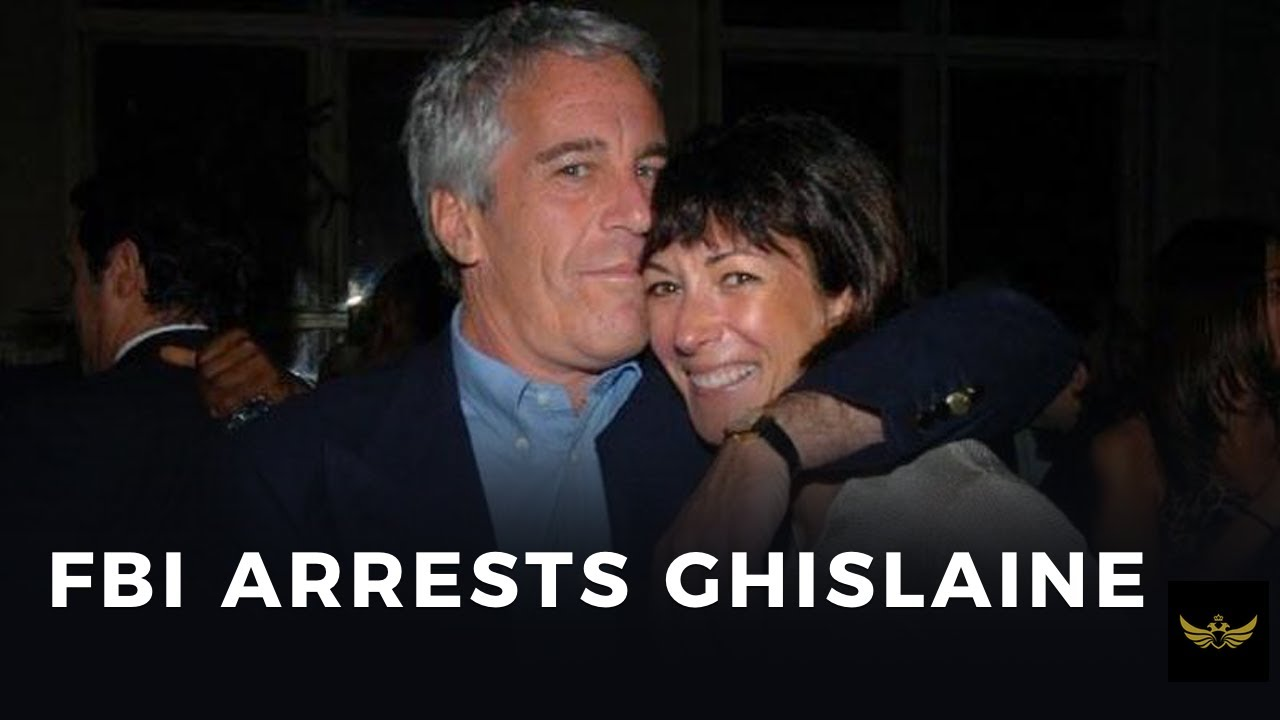 FBI arrests Ghislaine