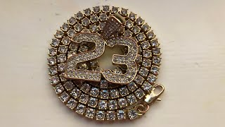 Get this tennis chain in less then 100$