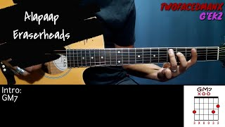 Alapaap - Eraserheads (Guitar Cover With Lyrics & Chords)