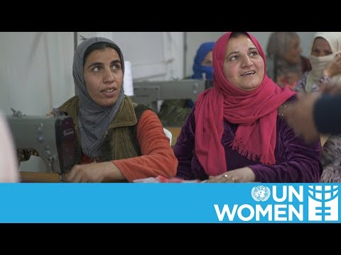The refugees and displaced women of northern Iraq