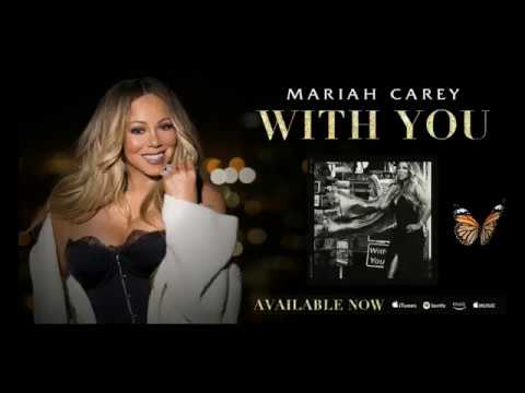Mariah Carey - With You (New Single/ Nova Música/ Lyrics) #mariahcarey #withyou #billboard #mariah