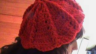Repeat youtube video 1 DE 3 COMO TEJER GORRO BOINA MEDIANA GANCHILLO CROCHET