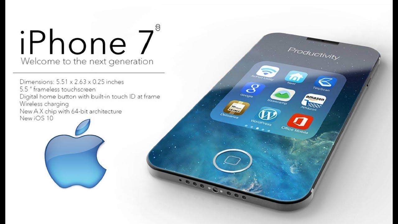 Best Smartphones 2018 IPhone 7 Plus Launch Top 10 Features Of Apple