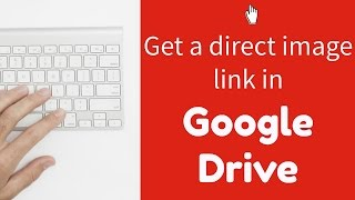 Get a direct image link from Google Drive