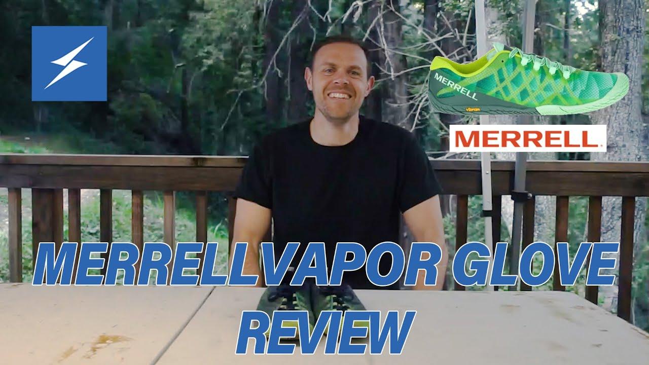 merrell vapor glove size youtuber