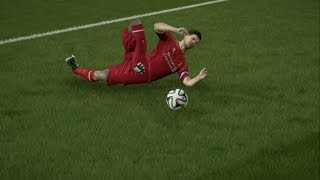 FIFA 15 Glitches and Funny Moments.