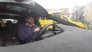 Tesla Auto Pilot Otomatik Pilot Test