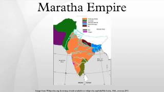 maratha empire and maharashtra Maratha confederacy: maratha confederacy, alliance formed in the 18th century after mughal pressure forced the collapse of shivaji's kingdom of maharashtra in western india after the mughal emperor aurangzeb's death (1707), maratha power revived under shivaji's grandson shahu he confided power to the brahman bhat.