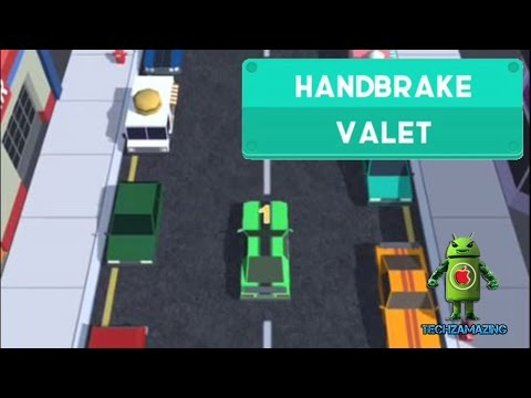 Handbrake Valet iOS Gameplay HD