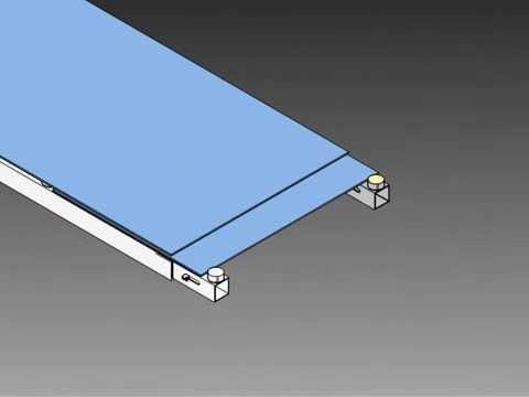 Extendable Table Mechanism 1 Youtube