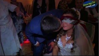 Свадебный конкурс Поцелуи для невесты