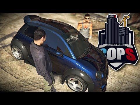 DOJ #3 [CIV] | ED'S DRIVING SCHOOL | GTA 5 Roleplay