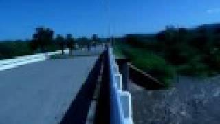 Caida del Puente del Mezquital
