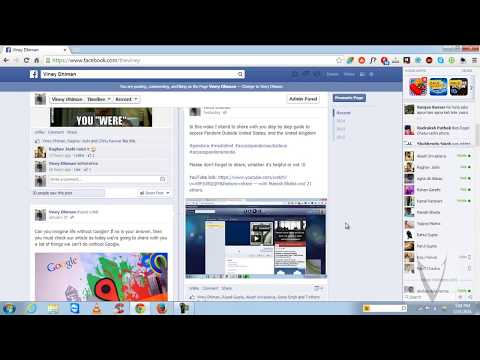 Download Save Videos from Facebook to Computer Without Software 2017