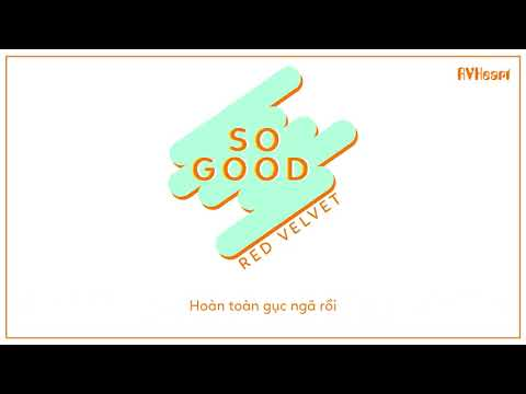 "[VIETSUB] RED VELVET - SO GOOD (THE 5TH MINI ALBUM ""RBB"")"