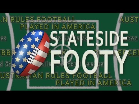 Stateside Footy - Episode 14-06: Stateside Footy Goes To The Nationals 2014 - Part 1