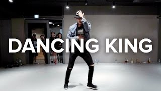 Dancing King - Yu Jaeseok X EXO / Bongyoung Park Choreography(Bongyoung Park teaches choreography to Dancing King by Yu Jaeseok and EXO. Learn from instructors of 1MILLION Dance Studio on YouTube! 1MILLION ..., 2016-09-24T14:00:04.000Z)